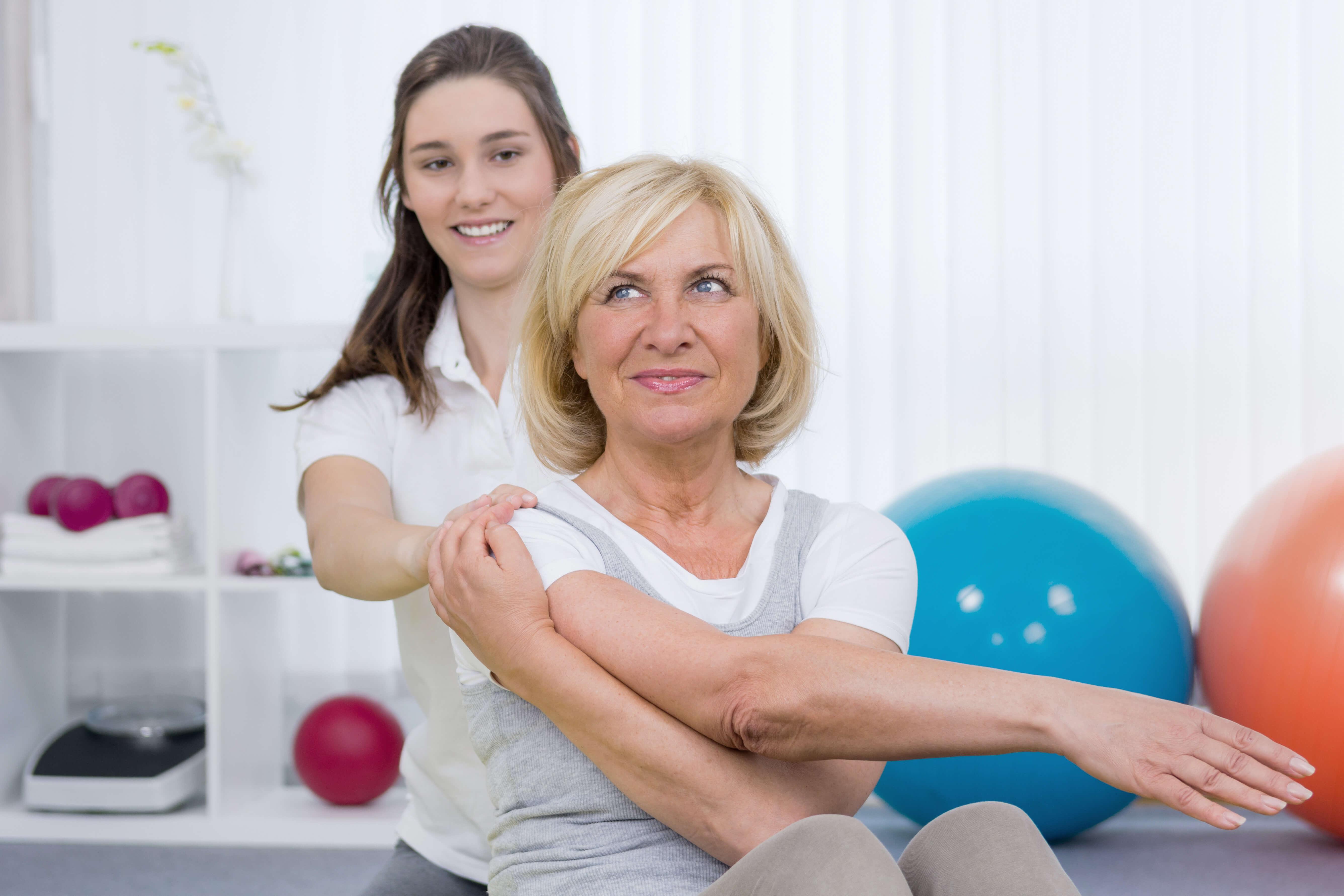 Osteopathie Wechseljahre